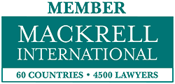 Mackrell International Logo
