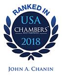 John A. Chanin USA Chambers Attorneys 2018